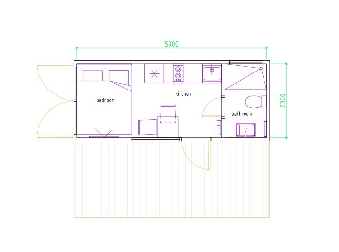 GUEST HOUSE - fénykép №1-1